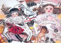 Окно, мечта и память. Выставка работ Иланы Равив в Русском музее