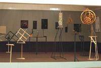 Научный симпозиум Реконструкция Зала конструктивистов выставки ОБМОХУ