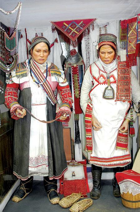 Экспозиции: Этнографический музей Казанского университета