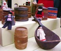 Выставка Этнографического музея: Живая вода: история пивоварения в России.