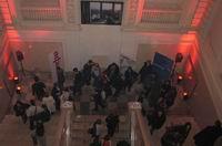 Лестница музея