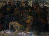 Живопись, графика Средней Азии военных лет