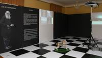 мультимедийная выставка сто лет без толстого