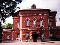 Административное здание Больницы им. Н.А. Алексеева