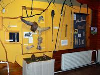 Выставка Древние люди приангарья