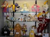 Симбирская игрушка в Музее Ленинского мемориала