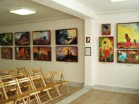 Зал Святослава Рериха