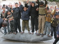 Палестинские фотографы: Сектор Газа - 2009.