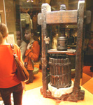 Итальянская культура вина в Историческом музее