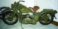 Экспозиции: Harley-Davidson WLA-42 1942 г.