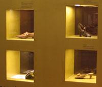 Итальянская обувь в Историческом музее 100 лет любви