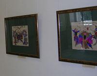 Выставка китайской гравюры XIX века в Иркутске