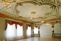 Интерьеры после реставрации особняка Богарсуковых
