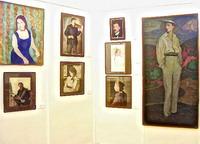 Образ ХХ века на выставке портрета в Музее истории Санкт-Петербурга