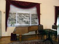 Гостиная в доме Поклевских