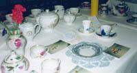 Фрагмент выставки Русский фарфор