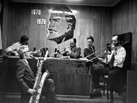 25-и летие диксиленда Владислава Грачева,Москва-1979г.