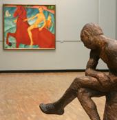 Искусство XX века в Третьяковской галерее на Крымском Валу