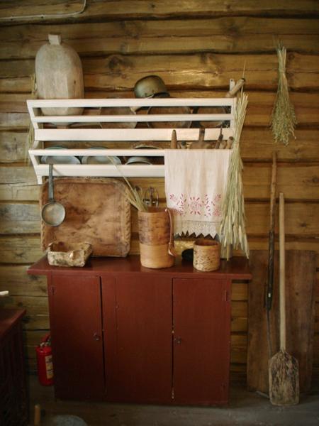 Экспозиции: Фрагмент экспозиции Дома-музея И.П. Морозова