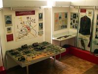 Экспозиция начала Великой Отечественной войны