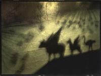"""Робо Кочан. Ожидание хорошего ветра. 2003. Из цикла """"Истории ночной лампы"""""""