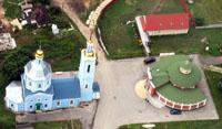 Музей командира крейсера Варяг В.Ф. Руднева. Вид сверху