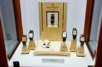 Выставка музейных часов Patek Philippe в Патриарших Палатах Кремля
