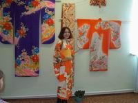 На выставке Природа и традиции Японии
