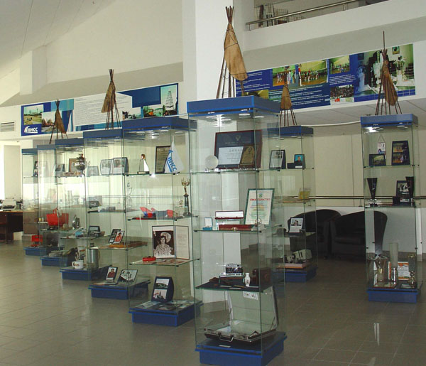Экспозиции: Тебе Югра. Музей геологии, нефти и газа
