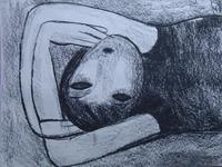Выставка живописи Петра Бронфина в ММСИ.