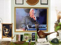 Экспозиция Подвижничество. Портрет орнитолога Л.Л. Семаго
