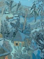 «125 картин художников Оренбуржья» в залах Галереи искусств Зураба Церетели.