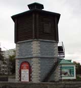 Водонапорная башня XIX в.