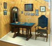 Фрагмент экспозиции Усадьба Белкино