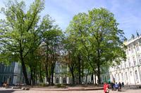 Экспозиции: Государственный Эрмитаж. Двор музея