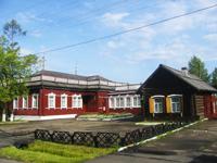 Литературно-мемориальный Дом-музей В.А. Чивилихина