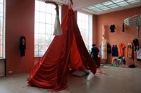 Инсталляция «Странные не сдаются», Smart project space , в рамках выставки «Что делать?», Amsterdam/ 2011