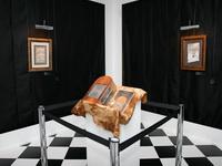 Экспозизия выставки.