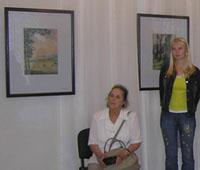 Выставка работ И.Я. Билибина в Ивангородском музее