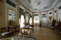 Экспозиции: Пилястровый кабинет императрицы Марии Федоровны