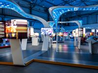 Выставка «Научный туннель Макса Планка»