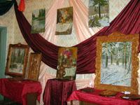 Выставка работ В. Чернова