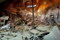 Фрагмент экспозиции. Восточно-Прусская операция советских войск 1945 г.