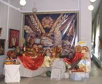 Выставка И.И.Машкова в Волгоградском музее изобразительных искусств