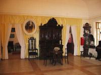 Фрагмент экспозиции большого зала