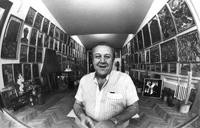 Фотографии из личного архива З. Церетели в Московском музее современного искусства