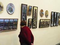 Выставка станковой эмали