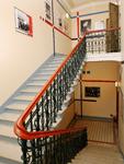 На лестнице в Музее С.С. Прокофьева
