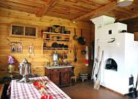 Экспозиции: Летняя кухня