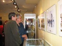 Историческая выставка Молодость Губкинского